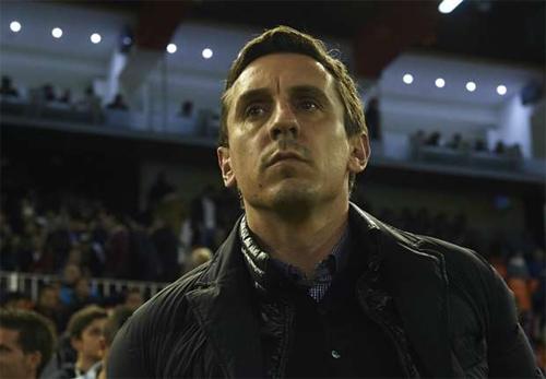 Neville đang dần tìm được công thức chiến thắng. Ảnh: Reuters