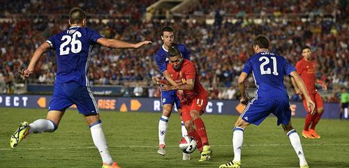 Chelsea nuôi mộng lớn sau khi đánh bại Liverpool