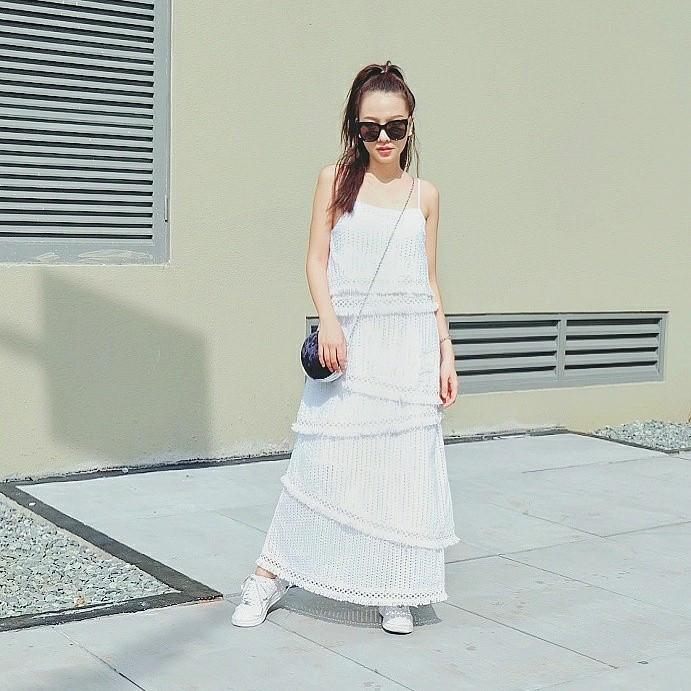 xu hướng thời trang lên ngôi mùa hè 2017