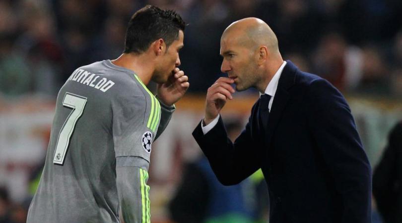 Ronaldo đã rất muốn rời bỏ Reala