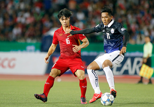 Cuộc tái đấu quyết định giữa Việt Nam và Campuchia