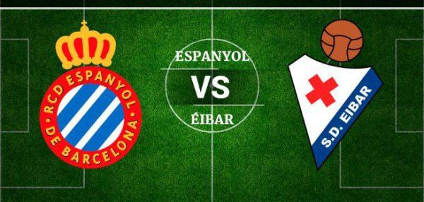 Espanyol vs Eibar (01h00 ngày 26/9: Giải vô địch Tây Ban Nha)