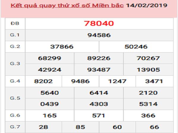 Lô tô phân tích kqxsmb từ các cao thủ số 1 chuẩn