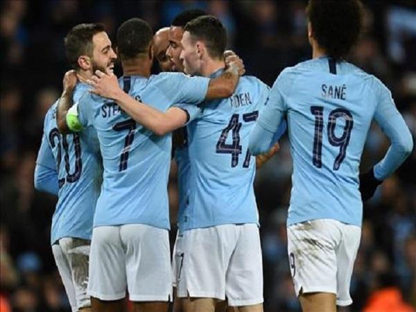 Man City giành cú ăn 4 tuyệt vời