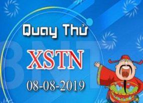 Thống kê xổ số tỉnh Tây Ninh ngày 08/08 từ các chuyên gia