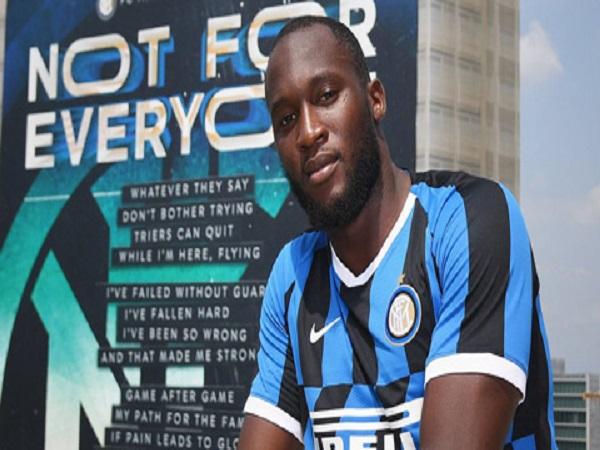 Inter ký hợp đồng cùng Lukaku với mức giá 73 triệu bảng