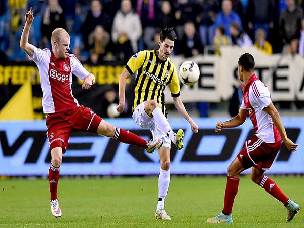 Nhận định Vitesse vs Ajax 23h30, 03/08 (VĐQG Hà Lan)