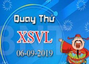 Soi cầu KQXSVL ngày 06/09 chính xác 100%