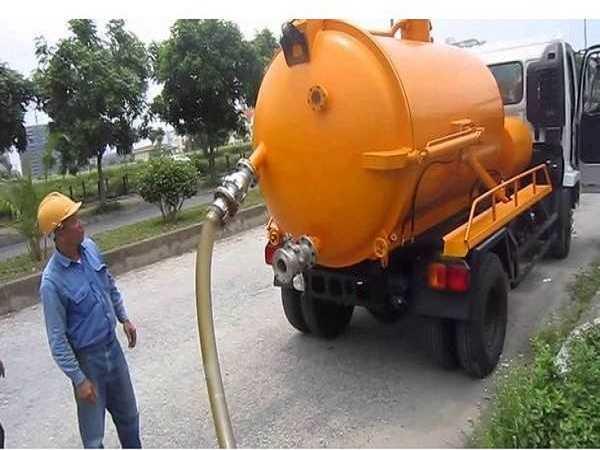 Tìm đơn vị hút bể phốt tại Hà Nam chất lượng, giá rẻ