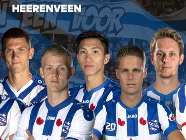 Đoàn Văn Hậu bị SC Heerenveen giảm lương