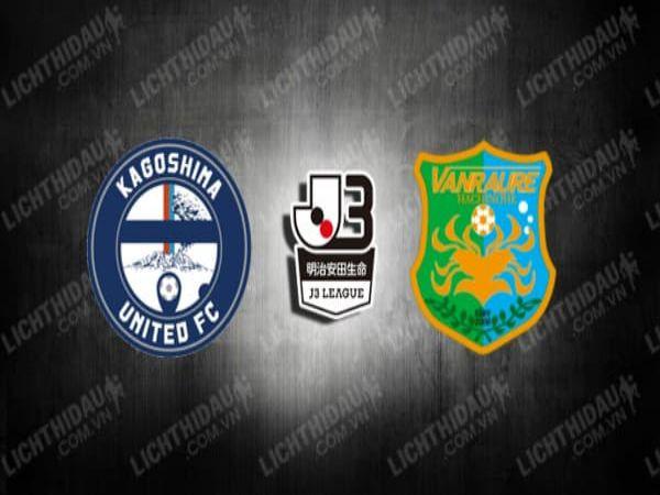 Nhận định soi kèo Kagoshima Utd vs Vanraure Hachinohe, 15h00 ngày 8/9