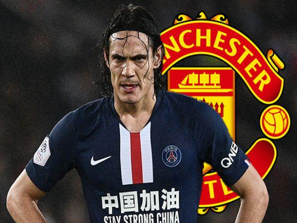 Tin bóng đá trưa 6/10: Cavani là giải pháp cho hàng công Man Utd