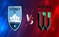 Soi kèo Sydney FC vs Western United, 15h05 ngày 10/03