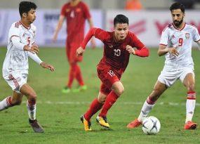 Dự đoán soi kèo Việt Nam vs UAE