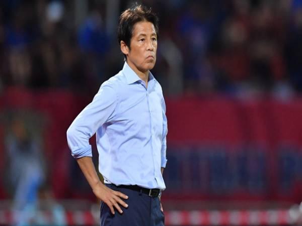 Bóng đá châu Á tối 10/6: Sếp Thái Lan úp mở việc sa thải HLV Nishino