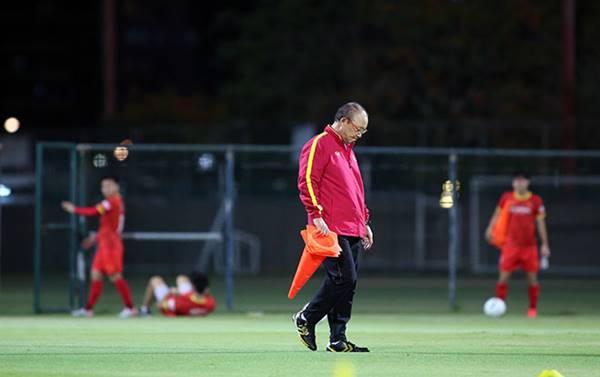 HLV Park Hang-seo đau đầu trước cuộc đối đầu với Malaysia
