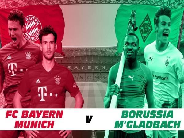 Nhận định Bayern vs Monchengladbach, 23h00 ngày 28/7 Giao hữu CLB