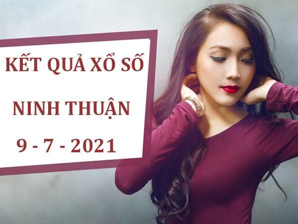 Soi cầu kết quả SX Ninh Thuận thứ 6 ngày 9/7/2021