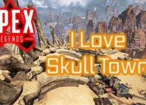 Skull Town sẽ trở thành một bản đồ đấu trường trong Apex Legends
