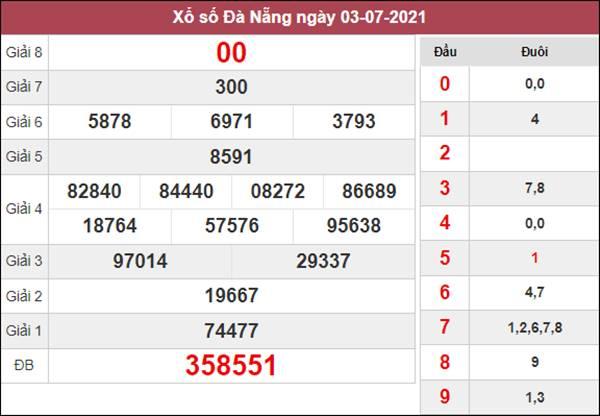 Phân tích XSDNG 7/7/2021 thứ 4 chi tiết chuẩn xác nhất