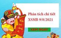 Phân tích chi tiết XSMB 9/8/2021